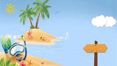 Kĩ năng an toàn khi cho trẻ đi du lịch biển P1