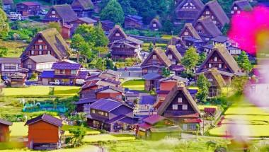 Làng cổ Shirakawago – Mùa Thu Trên Ngôi Làng cổ tích Doremon