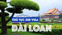 Visa du lịch Đài Loan - Tour Đài Loan từ Hà Nội