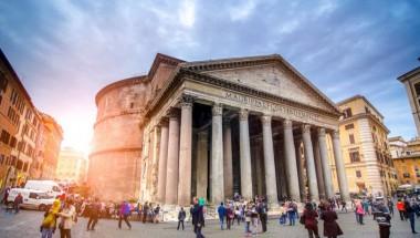 Du lịch Châu Âu - Pantheon ngôi đền hơn 2000 tuổi ở Rome