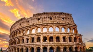 Du lịch Ý - Đấu Trường La Mã (Colosseum)