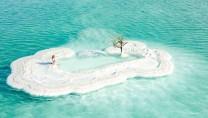 Du lịch Jordan - Cách tìm cây đảo muối ở Biển Chếtl|Vietstreet Travel