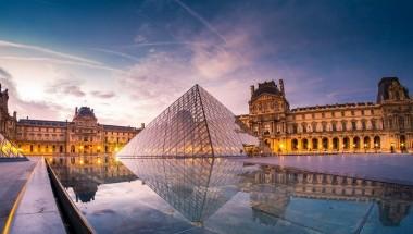 Du lịch bảo tàng Louvre thực tế ảo Du lịch 4.0