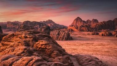 Tour du lịch ảo 4.0 Wadi Rum Desert (du lịch online)